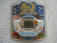 New ListingWheel of Fortune Deluxe Tiger electronic game *Sealed* 1999