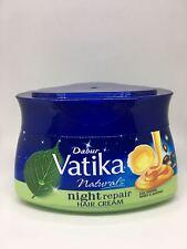 Masque Vatika de nuit soin cheveux réparateur
