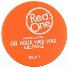 100ml 5 /redone Gel Aqua Hair Wax Full Force orange 150ml