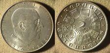 Austria : ND(1933) 2 Sch.   CH.AU-UNC/UNC   #2849   IR3735