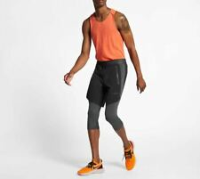NIKE TECH PACK 2IN1 SHORTS S NEW+TAGS RUNNING 3/4 PANTS WORKOUT SHORTS