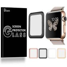 [FULL COVER] Tempered Glass Screen Protector For Apple Watch Series 3 38 / 42 mm
