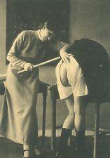 Histórica erotismo-postal ungelaufen mujeres golpes en po escuela bdms