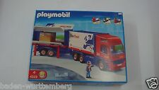 Playmobil 4323 Truck and Trailer new in Box European transport toy NEW MIBNO