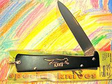 Mercator k55k cat knife Otter messr Solingen Germany L154S STAINLESS lock back