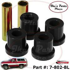 "Prothane 7-802-BL 2-Rear (1-3/8"") Frame Only Shackle Bushing Kit 73-92 Truck&Sub"