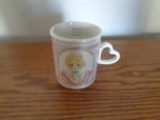 Vintage Precious Moments You have Touched So Many Hearts Coffee Cup/Mug