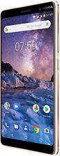 Nokia 7 Più - 64GB 16MP 4GB RAM Bianco Rame Smartphone Sbloccato