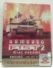 Armored Fist 2 - PC Brand New Sealed in the factory plastic wrap.