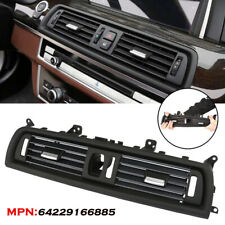 Front Air Grille Console Center Vent For BMW 5 Series F10 520 523 525 528 530