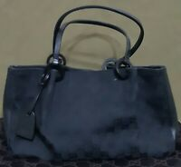 GUCCI GG Black Tote Bag 94898 002058