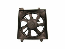 For 2006-2011 Hyundai Accent Auxiliary Fan Assembly Left TYC 54589SR 2009 2007