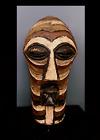 Old Tribal Songye Kifwebe  Mask    ---  Congo