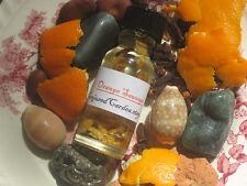 Orange Sauvage Oil-Hoodoo, Witchcraft-Marriage Proposals, Money, Luck, Love