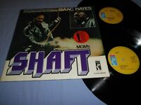 SHAFT (2LP) OST Isaac Hayes Stax Soul Germany 1971