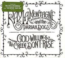 CD  DIGIPACK RAY LAMONTAGNE - GOD WILLIN' & THE CREEK DON'T RISE neuf  & scellé
