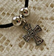 SMALL  ~  SALVATION  ~  CROSS ~  NECKLACE -- (GREAT_GIFT)