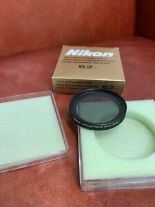 Nikon Circular Polfilter 62mm Polar Filter