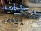 True Heroes Sentinel 1 THS1 Submarine & Navy Seal Boat Figures Accessories For Sale