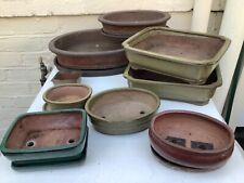 More details for bonsai pots 8 pot bundle