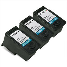 Ink Cartridge for Canon PIXMA Inkjet Printers - Canon PG-210 CL-211 3 Pack