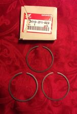 Honda Piston Ring Set, Std 13010-Zf1-023 (*3)