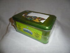 Skylanders Swap Force Collector's Tin + 24 Cards + Dog Tag + Stickers Topps NEW