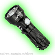 Eagletac TX25C XM-L2 LED Flashlight 1100 Lumen -Turbo Head in a compact package