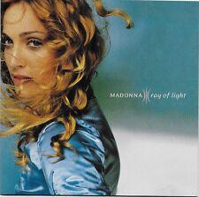 Ray of Light by Madonna CD 1998 Warner Bros.