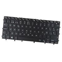 Black Keyboard Backlit - Spanish SP for Dell XPS 13 9343 9350 9360 Laptop