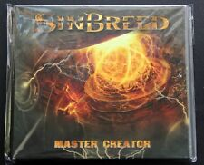 SINBREED - Master Creator  (CD, Digipak, POWER METAL)