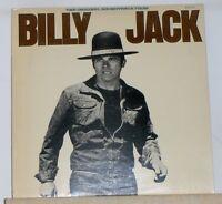 BILLY JACK - ORIGINAL SOUNDTRACK -  LP  BJS 1001 - With Poster & Booklet - RARE