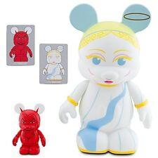Disney Vinylmation Urban 6 Series 9'' Angel with 3'' Devil - New - Damaged Box
