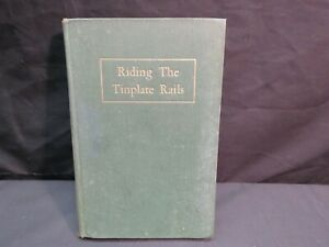 """Vintage """"Riding The Template Rails"""" A Penn-Craft Book"""