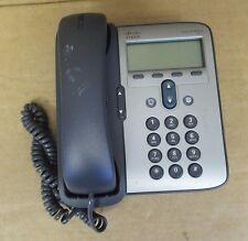 CISCO IP 7911 Business VoIP LAN cablata Ufficio Telefono Cornetta incluso 68-2779-09
