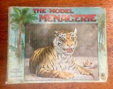 Model Menagerie 1890 Movable Ernest Nister, Pop-Up