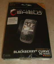 NEW Zagg Invisible Shield Screen Protector Fit For Blackberry Curve 3G 9300 9330
