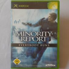 XBOX-Microsoft ► Minority Report-Everybody runs ◄