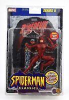 ToyBiz - Spider-Man Classics Series II (Foil Variant) - Daredevil Action Figure