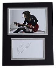Katie Melua Signed Autograph 10x8 photo display Music Memorabilia AFTAL & COA