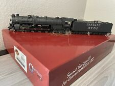 Broadway Limited Imports HO Scale BLI 045 ATSF 4-8-4 Northern Santa Fe #3751