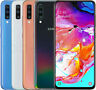 Samsung Galaxy A70 128GB 6GB RAM SM-A705MN (FACTORY UNLOCKED) 6.7""