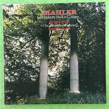 Mahler - Symphony No.4 in G major - James Levine - Chicago Symphony - ARL1-0895