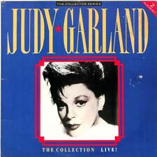 Judy Garland - The Collection Live! - 2 x LP Gatefold - LP Vinyl Record