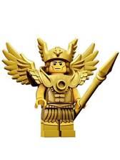 LEGO SOBRES SORPRESA SERIE 15 ORIGINAL -  GUERRERO VOLADOR