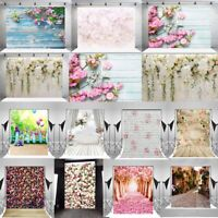 14 Types Sakura Flower Wall Photography Background Studio Prop Photo Backdrop LZ