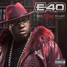 E-40 - The D-Boy Diary: Book 1 [New CD]