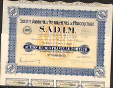 S.A.D.I.M. Instruments de Motoculture (P)