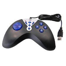 "Hama EasyLine PC-Gamepad/Kontroller ""Thunderstorm 2"", USB, Schwarz 21034"