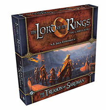 Il Signore degli Anelli LCG: il tradimento di Saruman Espansione Saga